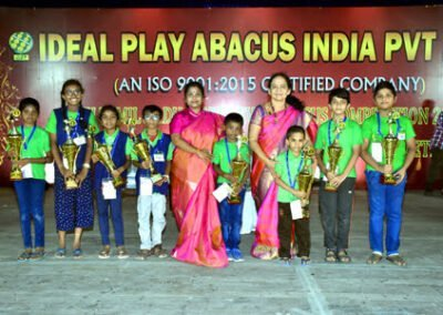 TAMIL NADU STATE LEVEL COMPETITION - 2019